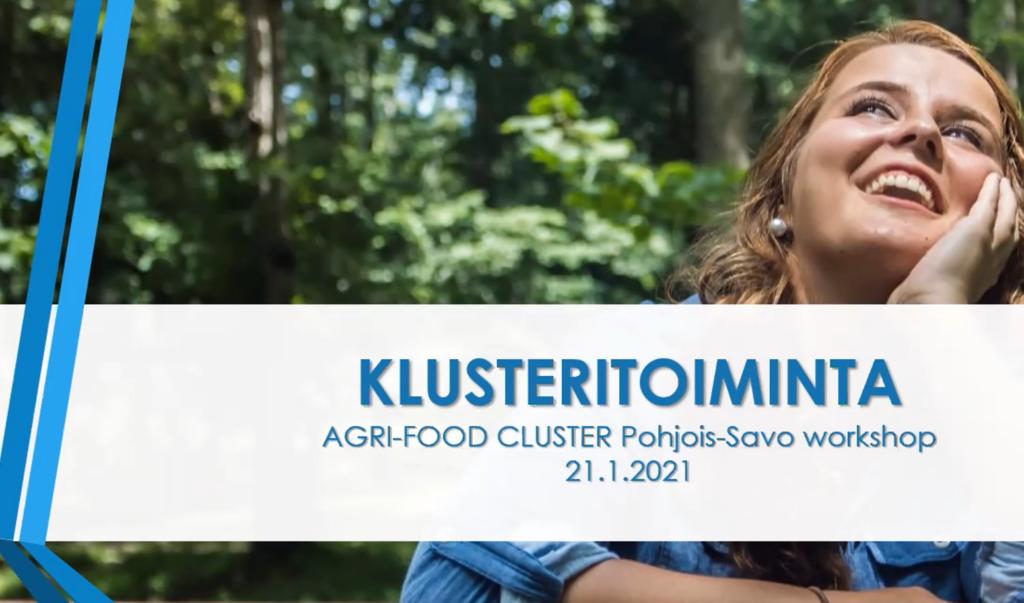 The first Agri-Food Cluster workshop