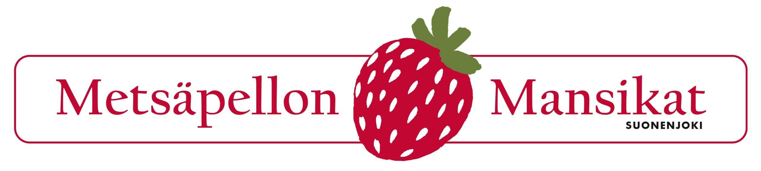 logo_metsäpellon mansikat