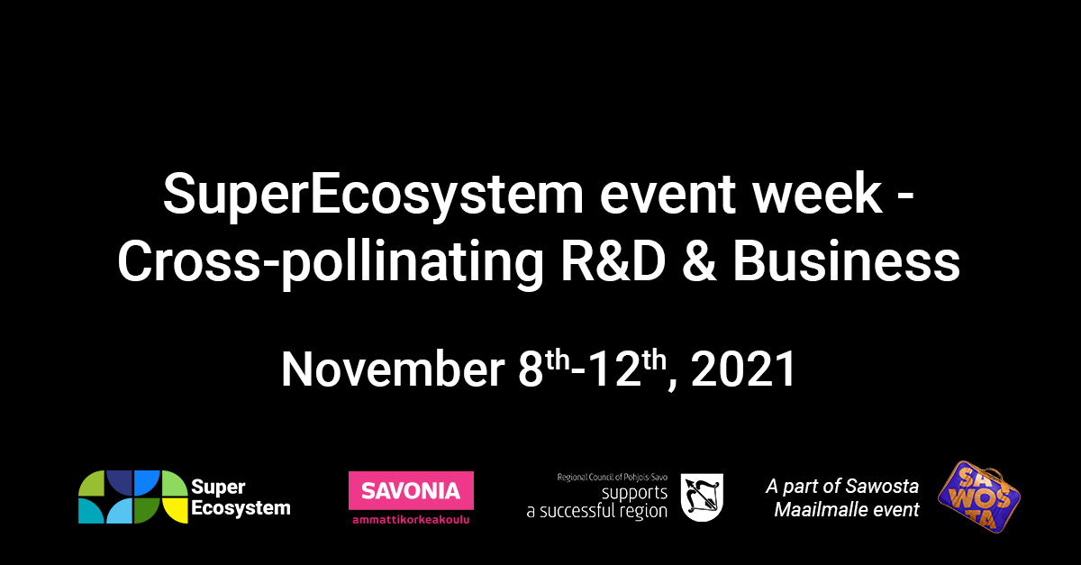 Read more about the article SuperEcosystem event week is coming!